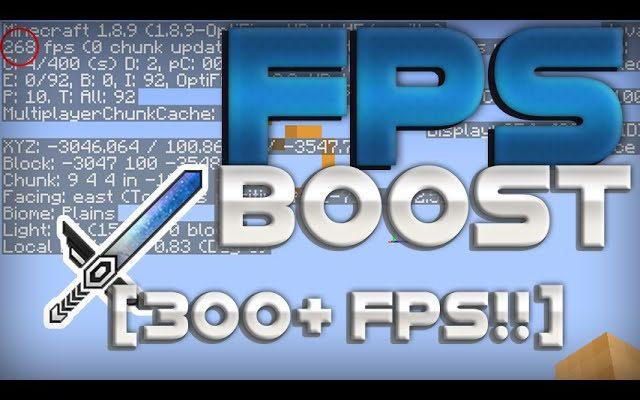 minecraft texture packs 1.8 fps boost